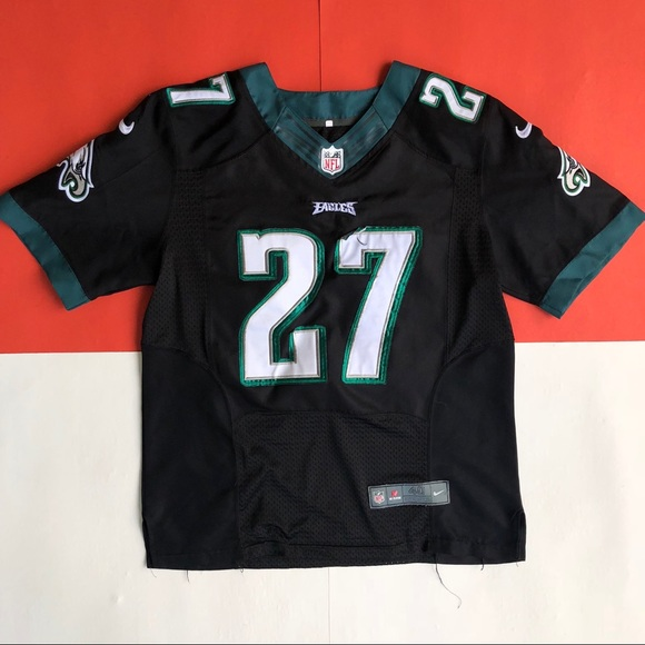 hot sales 9179e a0344 NIKE PHILLY EAGLES JENKINS #27 FOOTBALL JERSEY